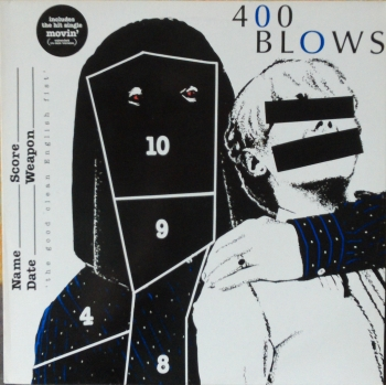 400 Blows - The Good Clean English Fist - LP