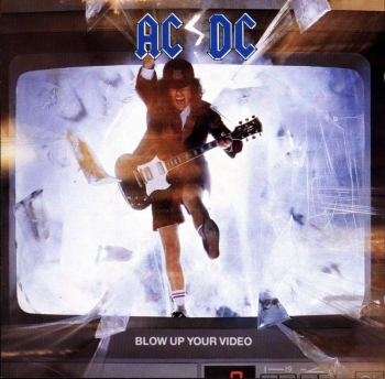 AC / DC - Blow Up Your Video - LP