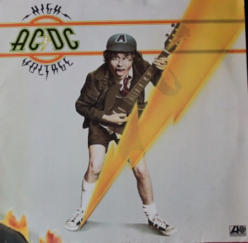 AC / DC - High Voltage - LP