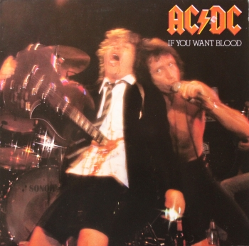 AC / DC - If You Want Blood - LP