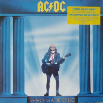 AC / DC - Who Made Who - LP