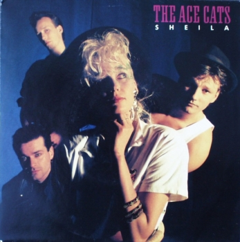 Ace Cats, The - Sheila / Move A Little Closer - 7