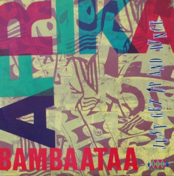 Afrika Bambaataa - Just Get Up And Dance (4x) - 12