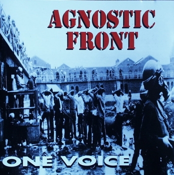 Agnostic Front - One Voice - CD