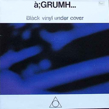 Á; Grumh... - Black Vinyl Under Cover  - LP