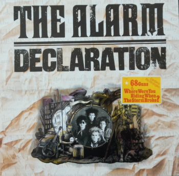 Alarm, The - Declaration - LP