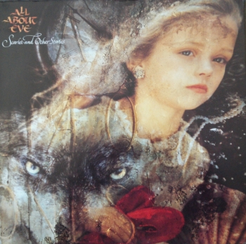 All About Eve - Scarlet & Other Stories - LP