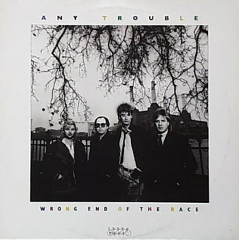 Any Trouble - Wrong End Of The Race - LP