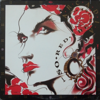 Arcadia - So Red The Rose - LP
