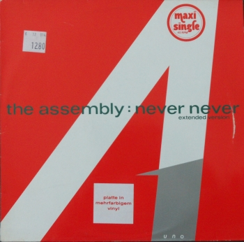 Assembly, The - Never Never (Extended Version) / Stop - Start (Extended) - 12