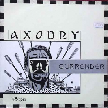 Axodry - Surrender / (Intensified Mix) - 12