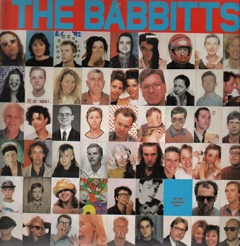 Babbitts, The - In Outer Space - LP