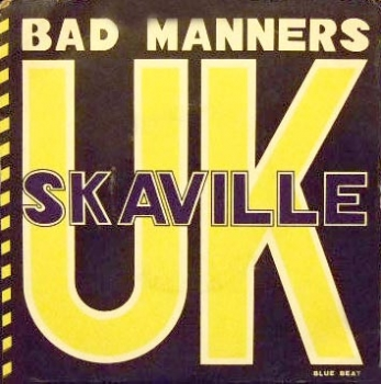 Bad Manners - Skaville UK / (12