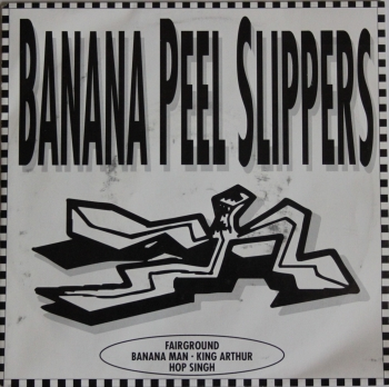 Banana Peel Slippers - Fairground / Banana Man / King Arthur / Hop Singh - 7