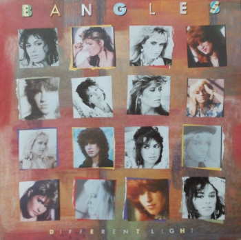 Bangles, The - Different Light - LP