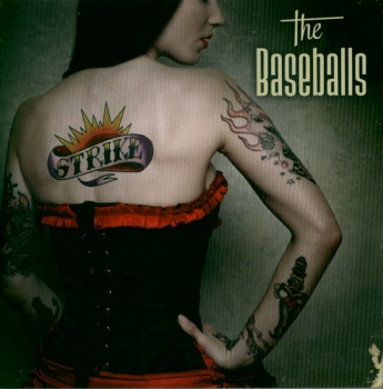 Baseballs, The - Strike - CD