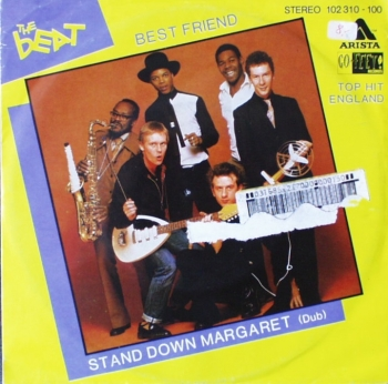 Beat, The - Best Friend / Stand Down Margaret (Dub) - 7