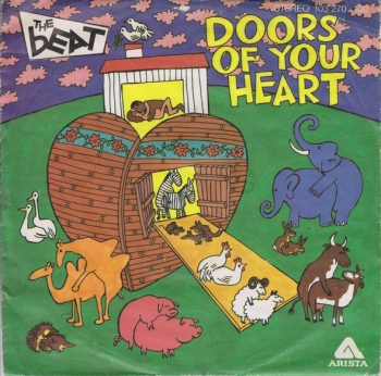 Beat, The - Doors Of Your Heart / Get A Job - 7