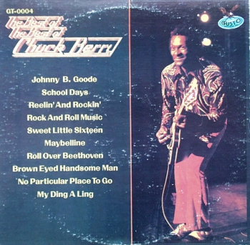 Berry, Chuck - The Best Of The Best Of Chuck Berry - LP