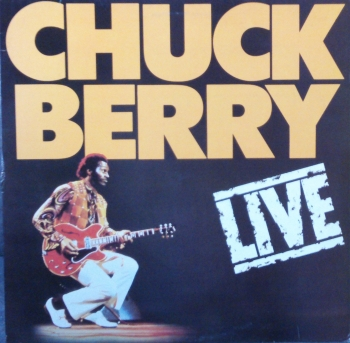Berry, Chuck - Live - LP