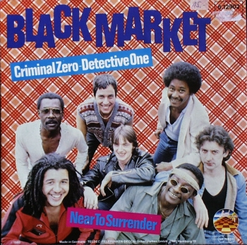 Black Market - Criminal Zero - Detective One / Near To Surrender - 7
