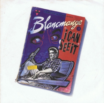 Blancmange - I Can See It / Scream Down The House - 7