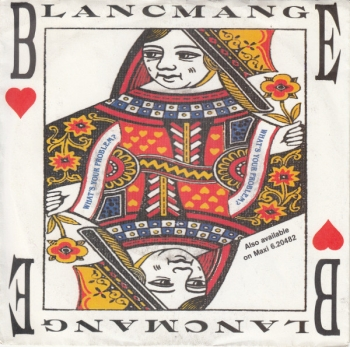 Blancmange - What's Your Problem / Side Two - 7