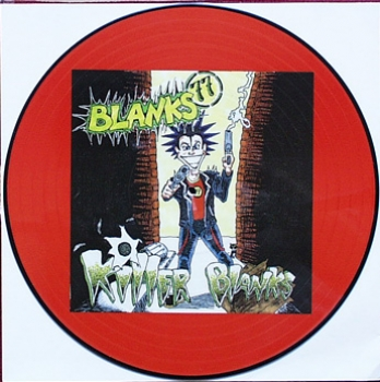 Blanks 77 - Killer Blanks - LP