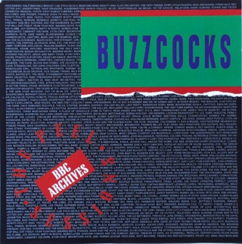 Buzzcocks - The Peelsessions - MCD
