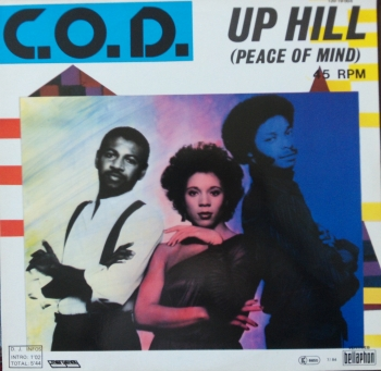 C.O.D. - Up Hill (Peace Of Mind) / Dub Mix -12