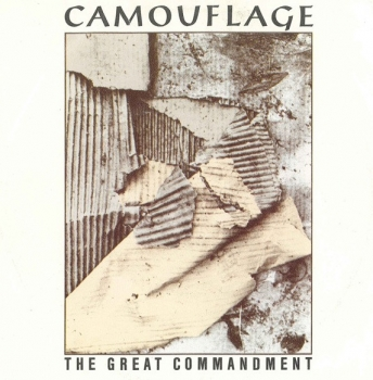 Camouflage - The Great Commandment  / Pompeji - 7