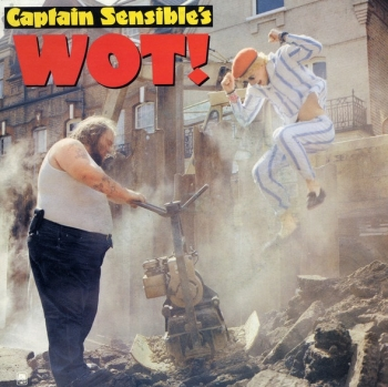 Captain Sensible - Wot ! / Strawberry Dross - 7