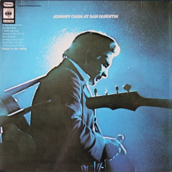 Cash, Johnny - At San Quentin - LP