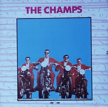 Champs, The - The Ritz Collection - LP
