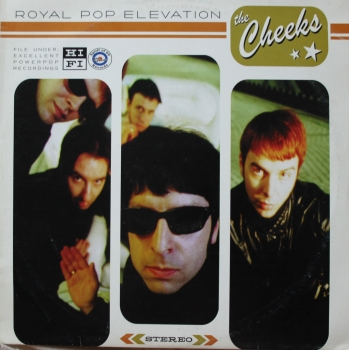 Cheeks, The - Royal Pop Elevation - LP