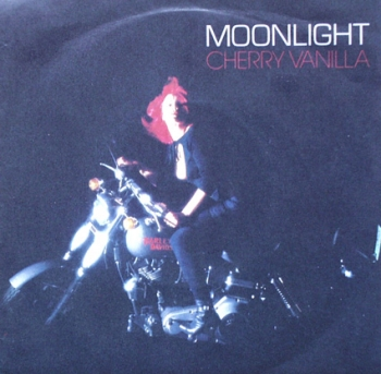 Cherry Vanilla - Moonlight  /  Mr. Spider - 7