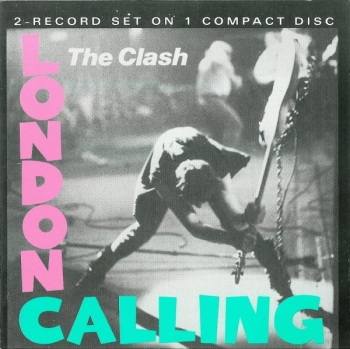 Clash, The - London Calling - CD