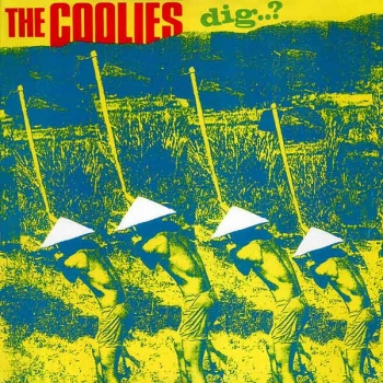 Coolies, The - Dig ? - LP