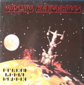 Cosmic Kangaroos - Quark Moon Spook - LP