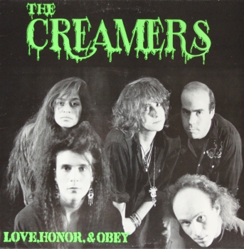 Creamers, The - Love, Honor & Obey - LP