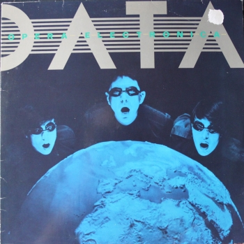 Data - Opera Electronica - LP