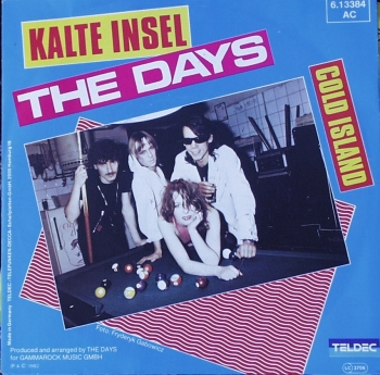 Days, The - Kalte Insel / Cold Island - 7