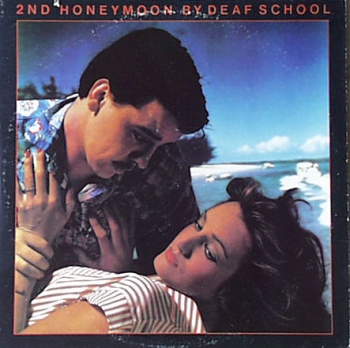 Deaf School - 2nd Honeymoon / Don't Stop The World - 2LP