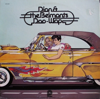 Dion & The Belmonts - Doo Wop - LP