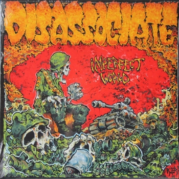 Disassociate - Imperfect World - LP