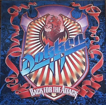 Dokken - Back From The Attack - LP