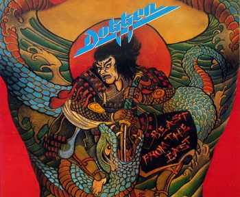 Dokken - Beast  From The East - 2xLP