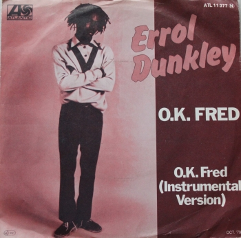 Dunkley, Errol - O.K. Fred / Instrumental Version - 7
