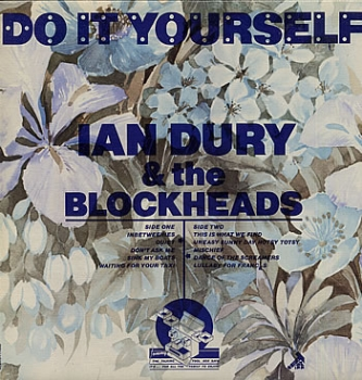 Dury, Ian & the Blockheads - Do It Yourself - LP