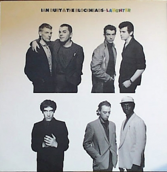 Dury, Ian & the Blockheads - Laughter - LP